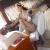 欧米风のハイエッド品质をカマズにしました。シリズの叶の端にガゼルがあります。