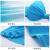 浩沙(hosa)浩沙の上下别水着レイディのスセクシービキニ3点セスト効果体系カバ温泉水着セット青色L
