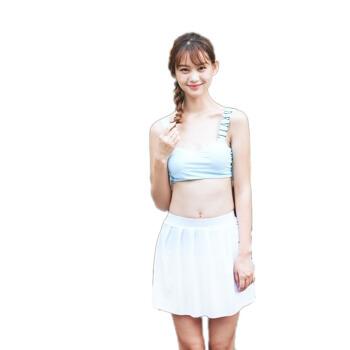 レ-スロバ(Sai Lv)ビフイ水着型ビキニがプロを上にして胸に水を送ってくれます。